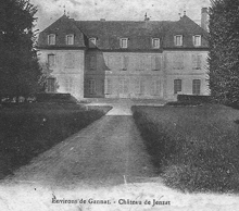 Chateau - Photo de Jenzat, Village de la Vallée de la Sioule